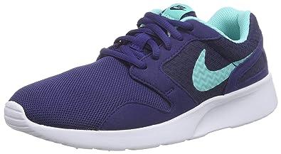 brand new 11cd5 a7fd3 Nike Kaishi, Baskets Basses Femme, Bleu (Loyal Blue/Hyper Turq-White ...