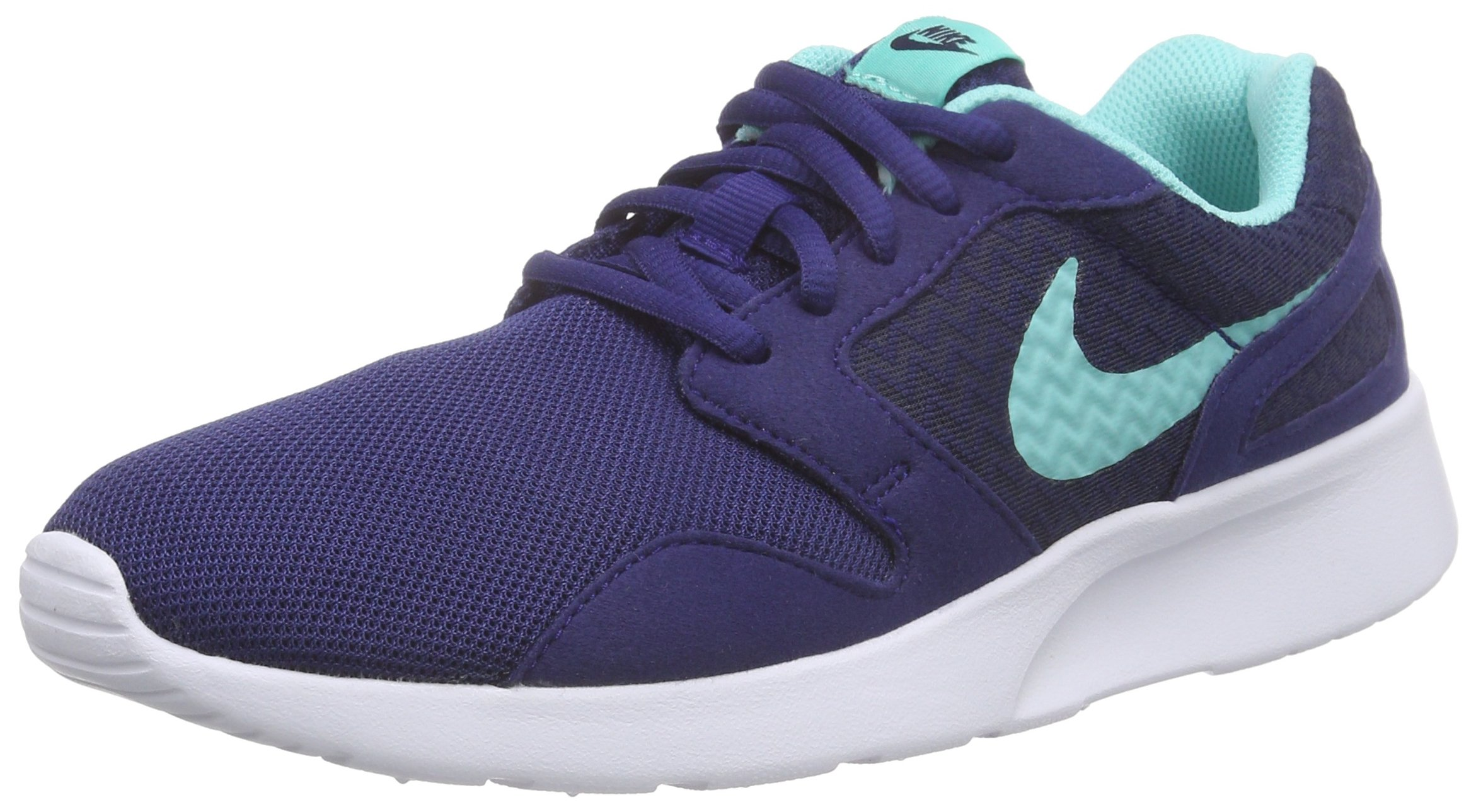 best website ba255 ad324 Galleon - Nike Womens Kaishi Running Trainers 654845 Sneakers Shoes (UK 5  US 7.5 EU 38.5, Loyal Blue White Turquoise 431)