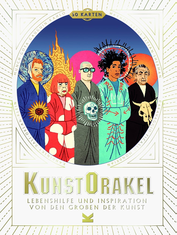 Kunst-Orakel (Spiel) Laurence King Verlag Gmbh