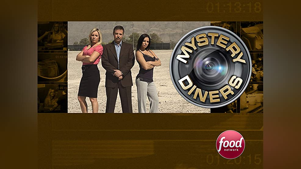 Mystery Diners - Season 6