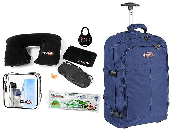 Cabina GO cod. MAX 5525 trolley Retractable Straps - Equipaje de mano/bolsa de