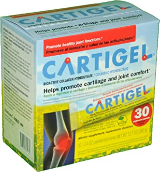 Cartigel : the ultimate Joint pain releif formula