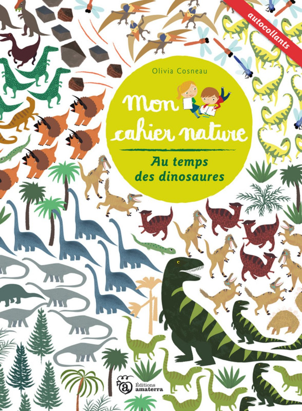 Download Au Temps Des Dinosaures (English and French Edition) pdf