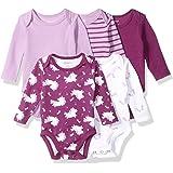 Hanes Ultimate Baby Flexy 5 Pack Long Sleeve...