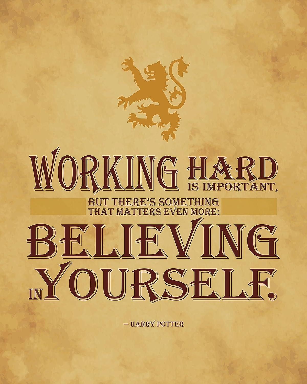 com harry potter inspirational quotes art prints handmade