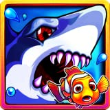 Clumsy Shark Fishing 2014 : Ridiculous Ninja Harpoon Attack Free