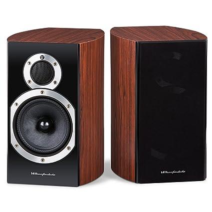 amazon com wharfedale diamond 10 1 rosewood home audio theater rh amazon com