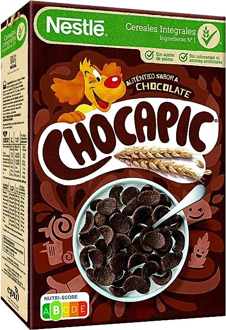Cereales Nestlé Chocapic - 1 paquete de 500 g