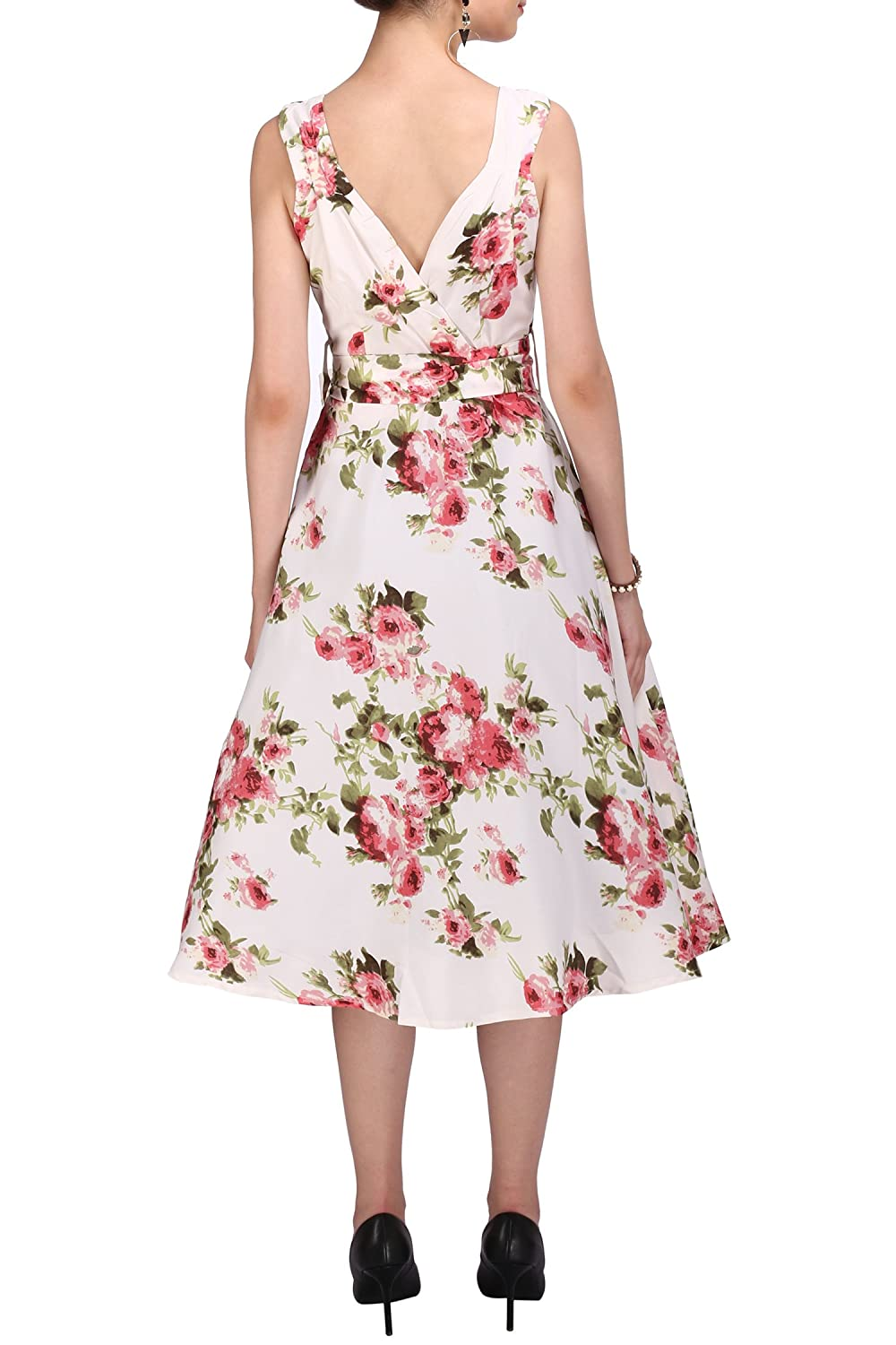 9711d61d0778 Dress 40s 50s Swing Vintage Rockabilly Ladies Retro Prom Party Plus Size  6-24 at Amazon Women's Clothing store: