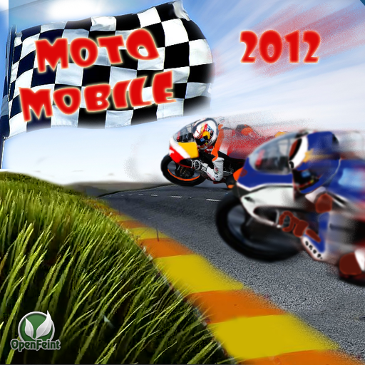 Moto Mobile 2012 GP GAME Free (Mobile Moto E)