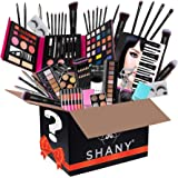 SHANY Gift Surprise - AMAZON EXCLUSIVE - All in One Makeup Bundle - Includes Pro Makeup Brush Set, Eyeshadow Palette…