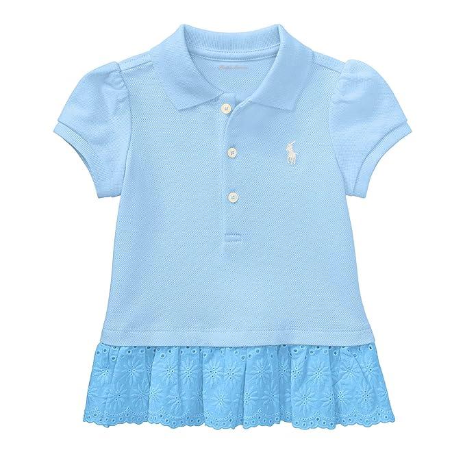 Pink Eyelet Baby Girl Bloomer Dressamp; Cotton Lauren Ralph Set Ultra Ie9WH2DYEb