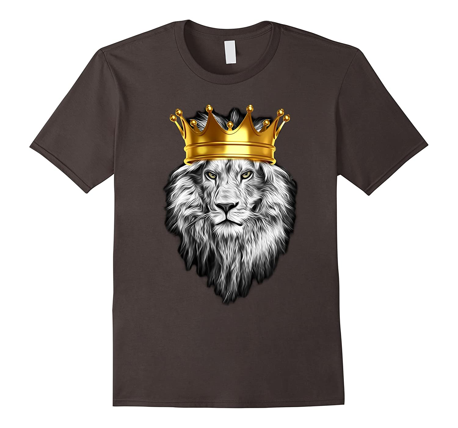 KING LION AWESOME SUPER TSHIRT BY KOPA21 DESIGNS !!-BN