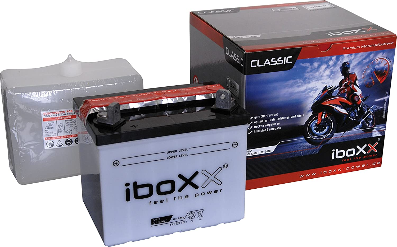 cl52430, U1 - 9 Dry, Plomo-ácido batería original de iBoxx Incluye ...