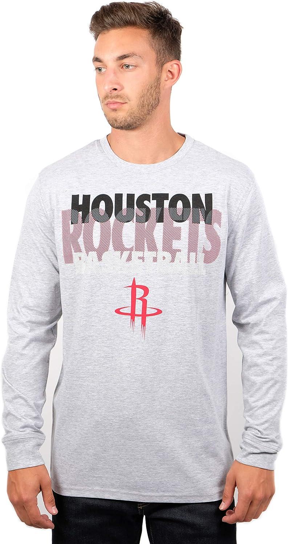 Ultra Game NBA Supreme Long Sleeve Pullover Tee Shirt