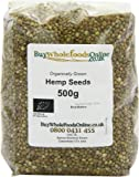 Buy Whole Foods Organic Hemp Seeds 500 g