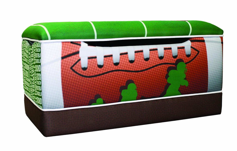 Amazon.com: newco caja de juguete, niños Fútbol 50 yard ...