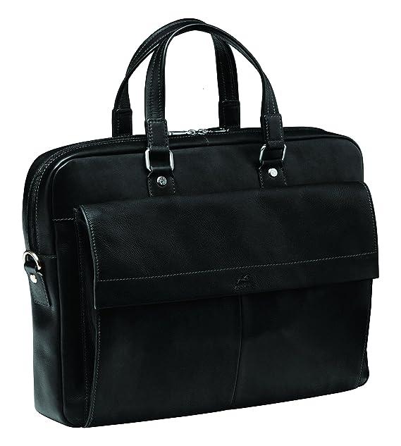 Amazon.com: Mancini artículos de piel Colombian Leather Slim ...