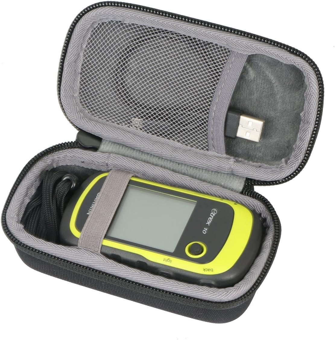 co2CREA Hard Travel Case for Garmin eTrex 10 20x 30x Worldwide Handheld GPS Navigator
