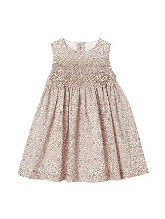 c0c27b524909 Cyrillus Baby-Kleid, Liberty®  Festliche Mode 80 Liberty Betsy Ann ...