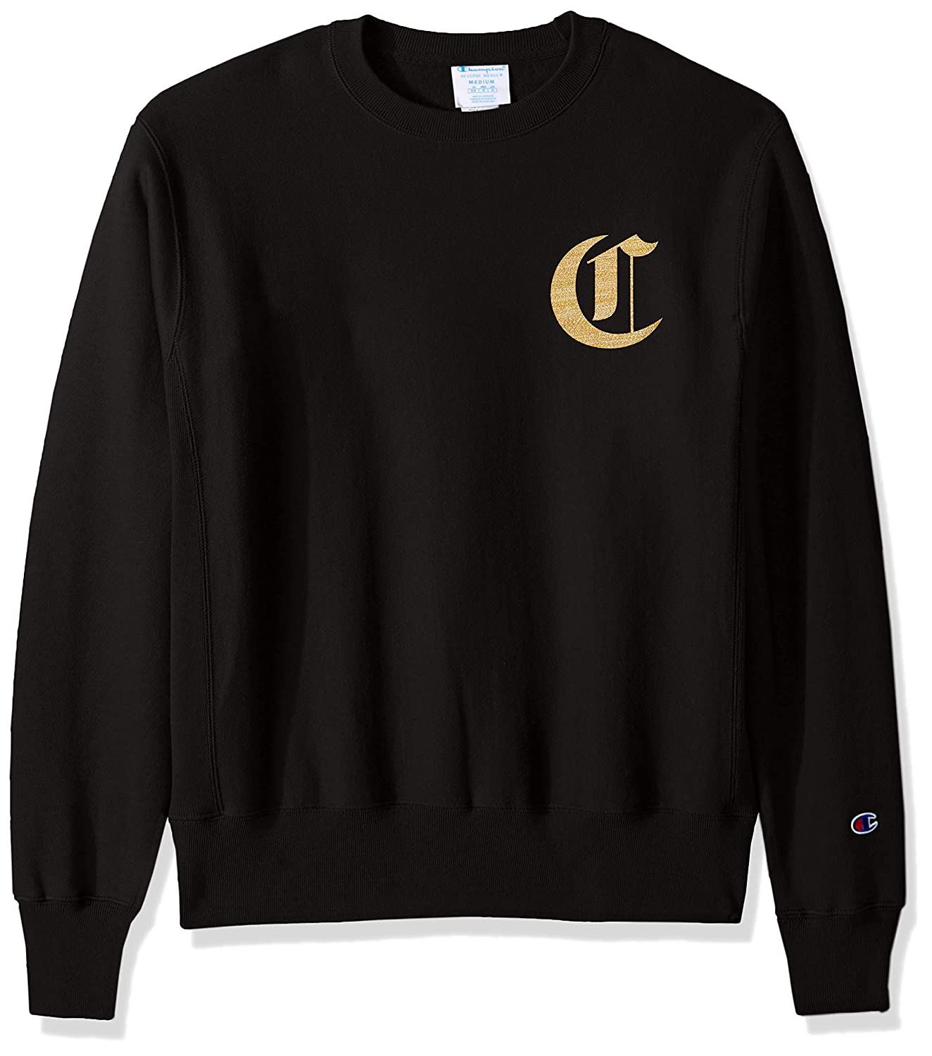 noir W  Old English Lettebague 3X-grand Champion Sweat-Shirt Homme