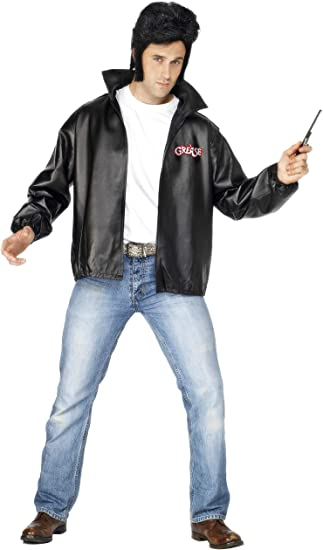 Rock /'N/' Roll 1950s Grease Danny Jacket Toddler Costume