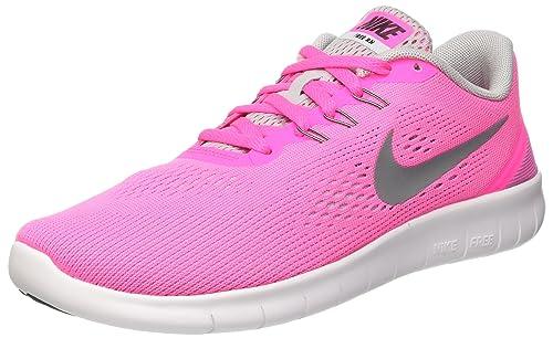 Nike Free RN (GS), Zapatillas de Gimnasia para Niñas: Amazon.es: Zapatos y complementos