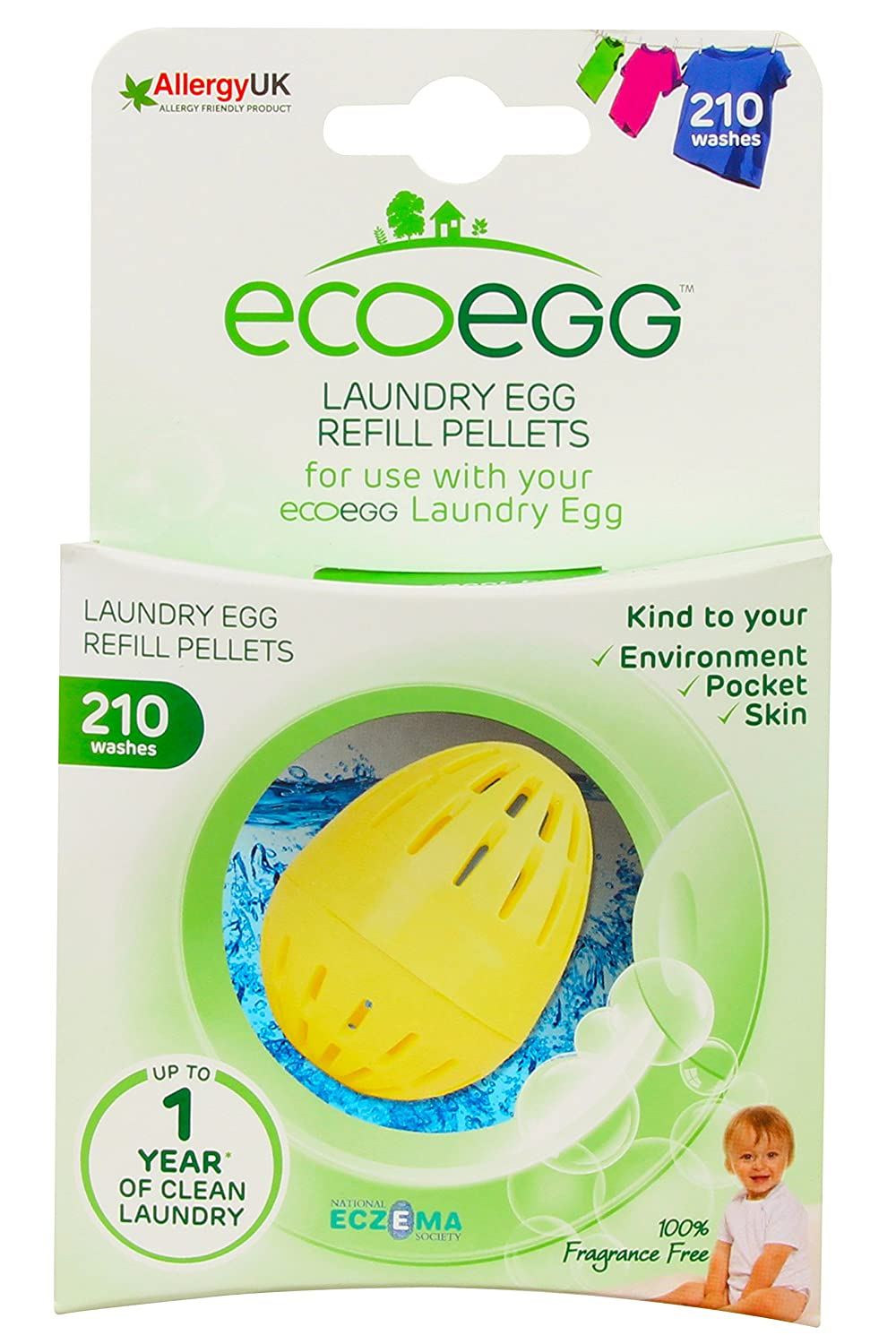 eco-friendly, laundry & detergents, eco+egg