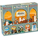 Queen Games 10132 - Brettspiel, Alhambra Big Box Special Edition, bunt