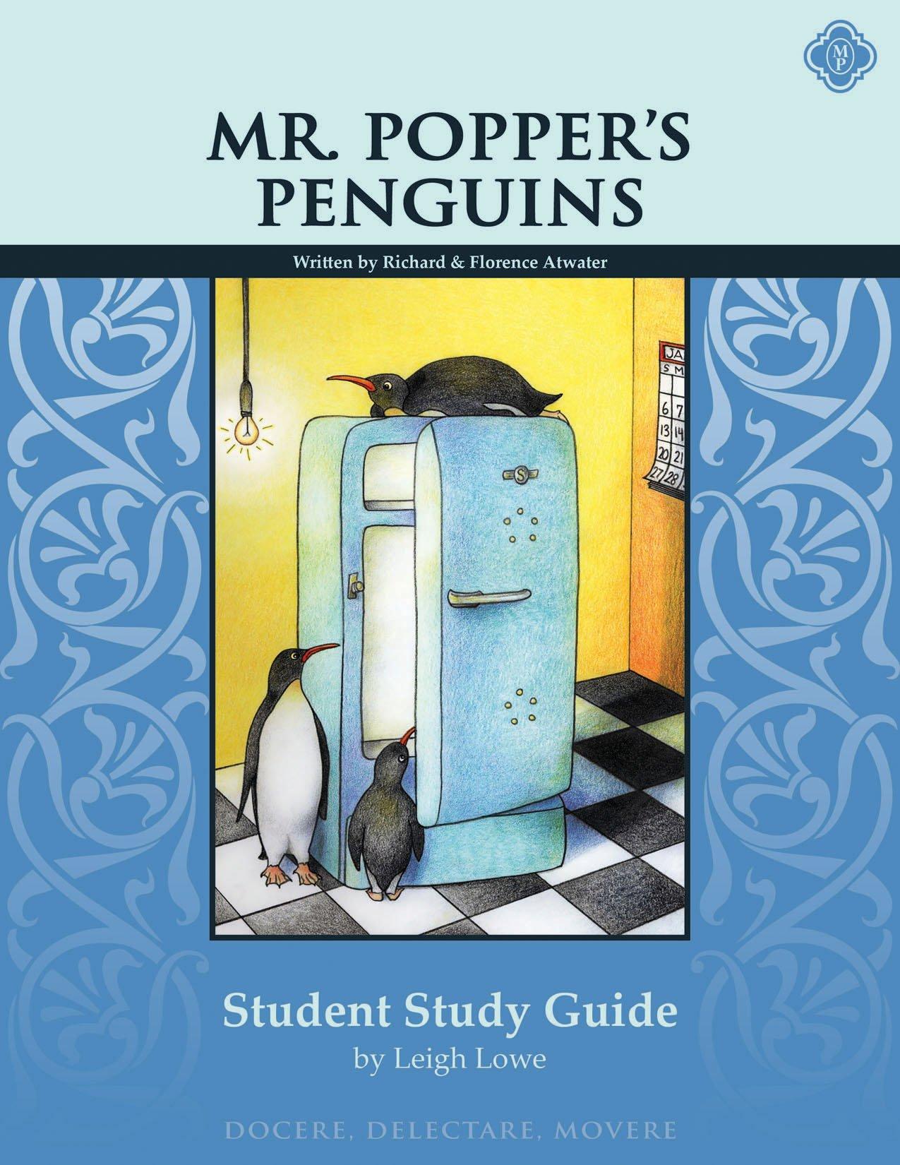 Mr. Popper's Penguins, Student Study Guide pdf epub