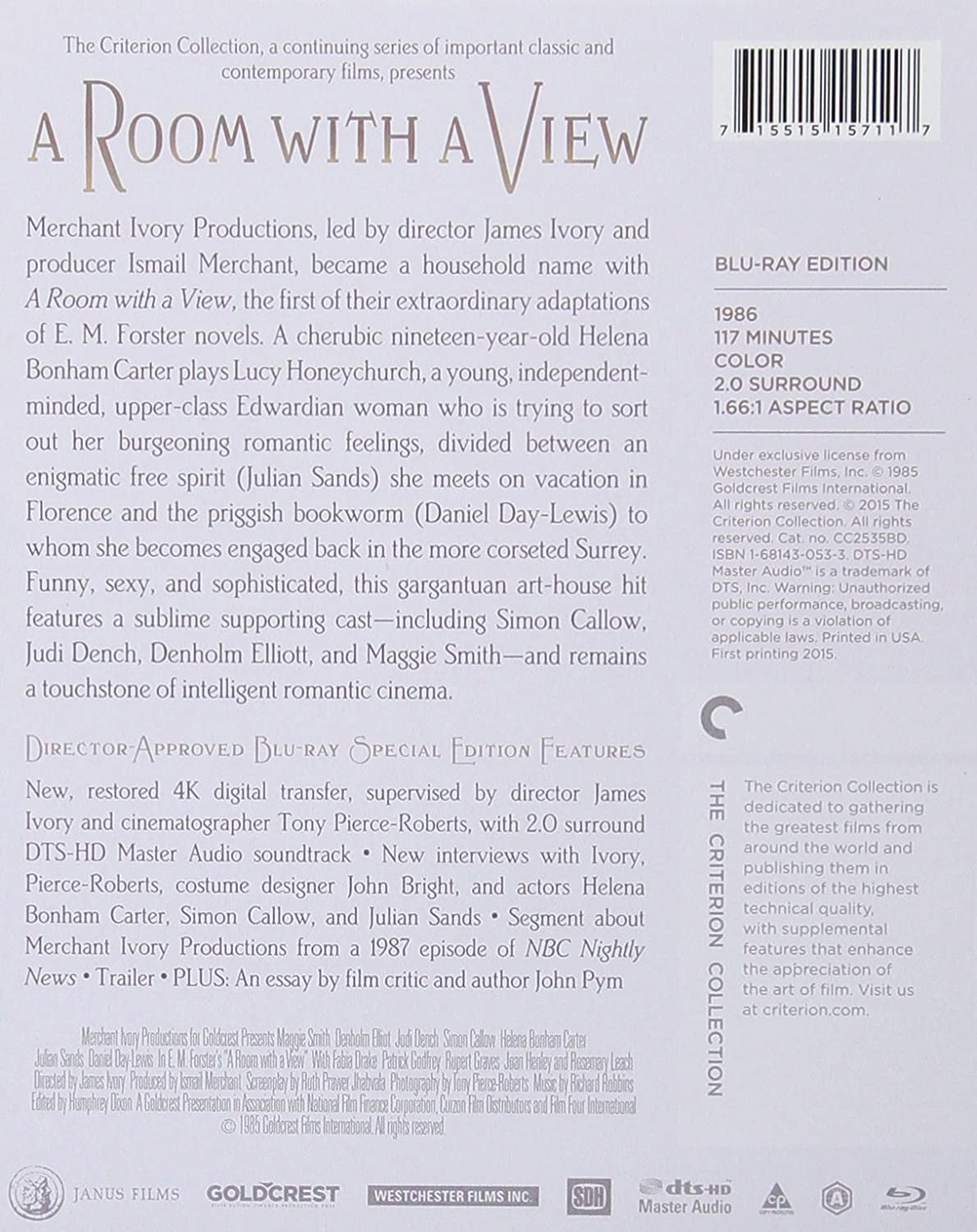 com a room a view maggie smith helena bonham carter  com a room a view maggie smith helena bonham carter daniel day lewis denholm elliot judi dench julian sands simon callow rupert graves