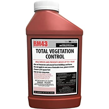 Rm43 32Oz 0.25-gallon Weed Killer