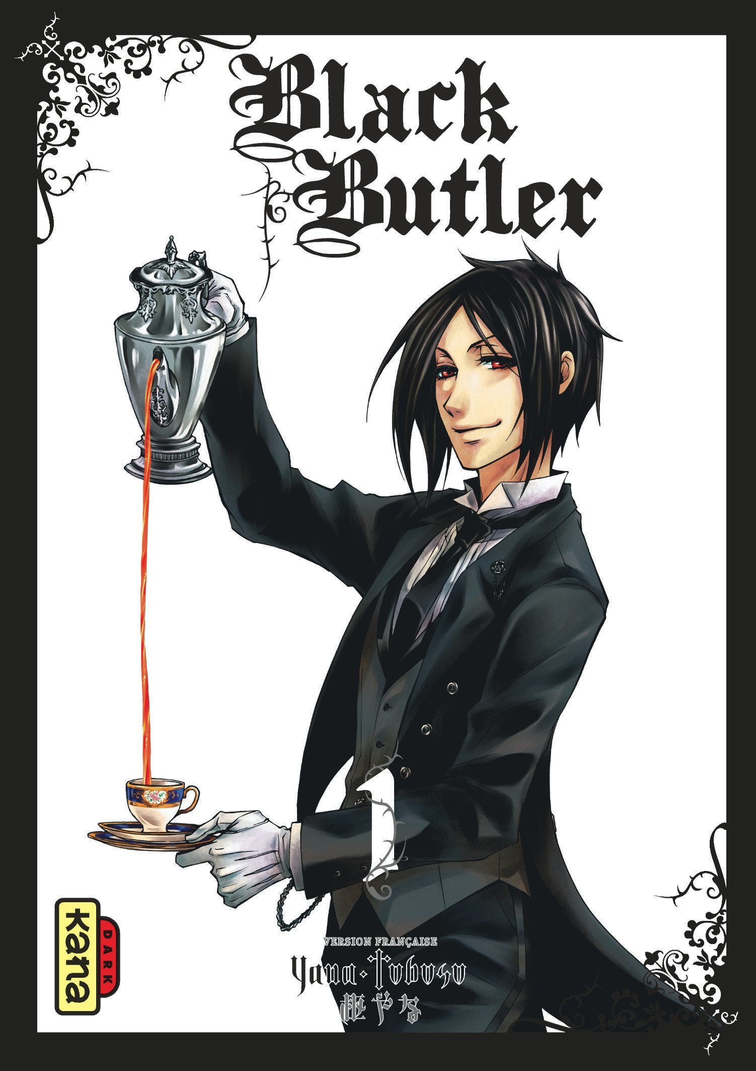 Black Butler Vol.1