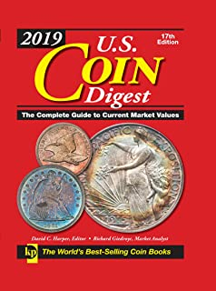 A Handbook of United States Coins Blue Book 2019 (The
