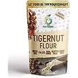 Iya Foods Fine Tigernut Flour 1 lb. bag, Plant-Based, Grain-Free, Gluten-Free, Nut-Free, Dairy-Free, Non-GMO, Paleo Flour. Ma