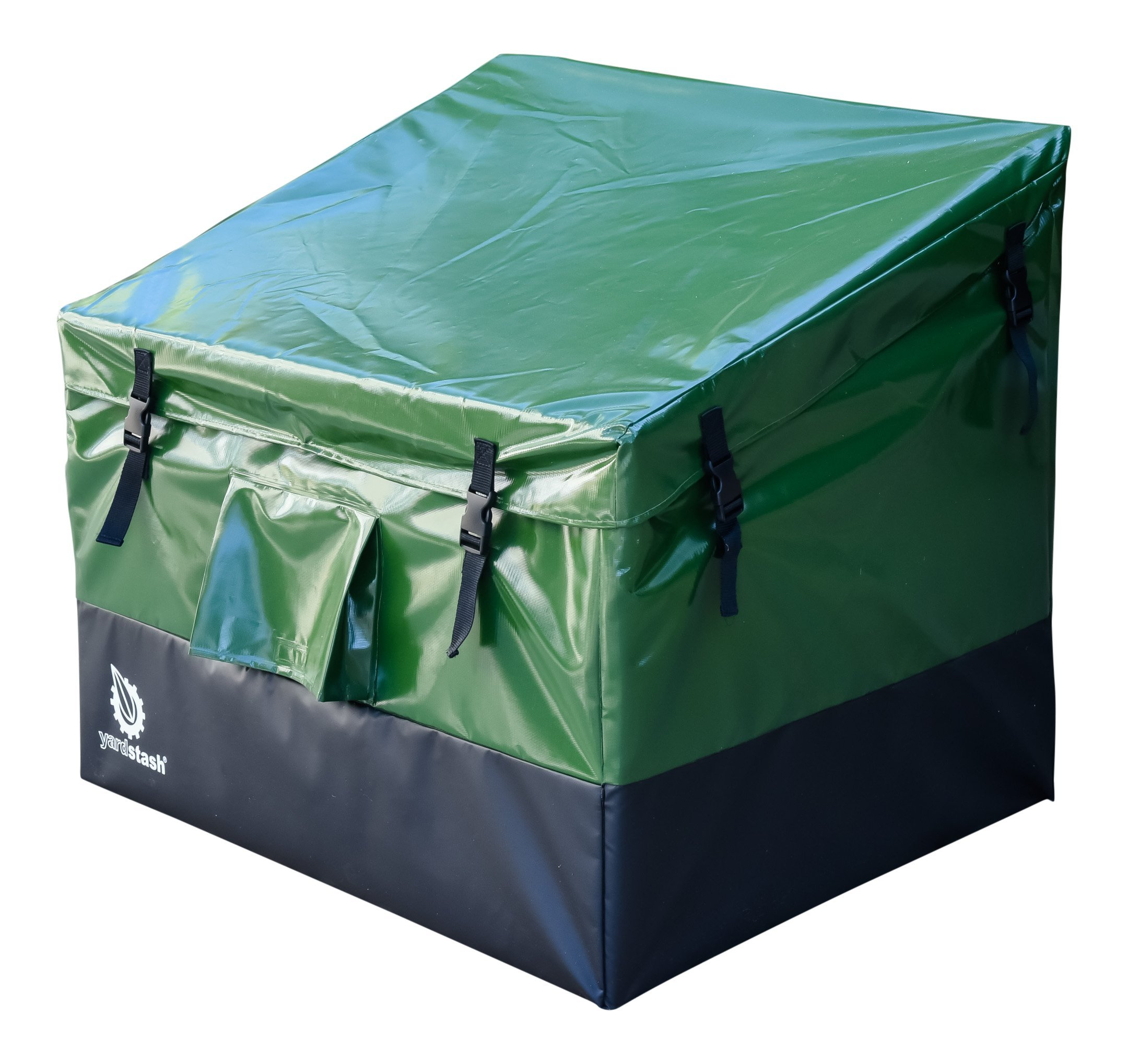 YardStash Outdoor Storage Deck Box Medium: Easy Assembly, Portable, Versatile. Stash Your Outdoor Stuff! by YardStash