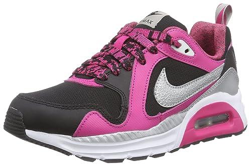 Nike Air MAX Trax (GS) - Zapatillas de Running, Niñas: Amazon.es: Zapatos y complementos