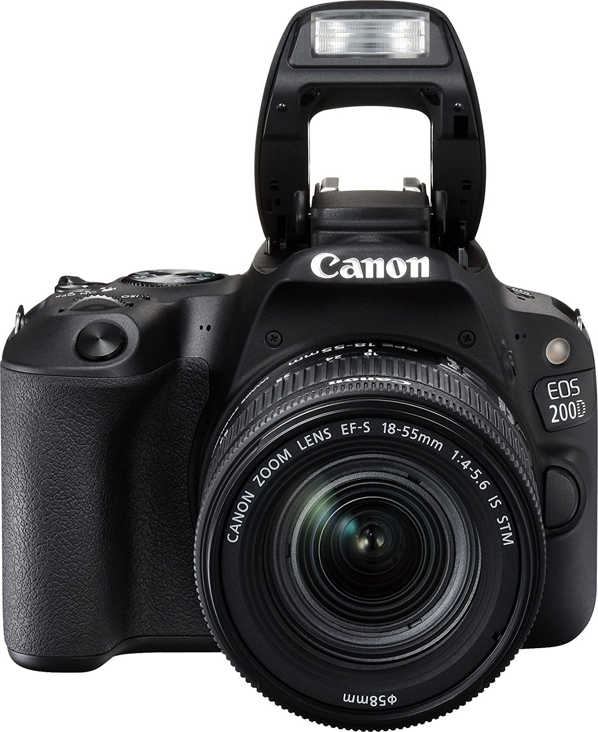 Canon EOS 200D - the best DSLR under 50000 rupees