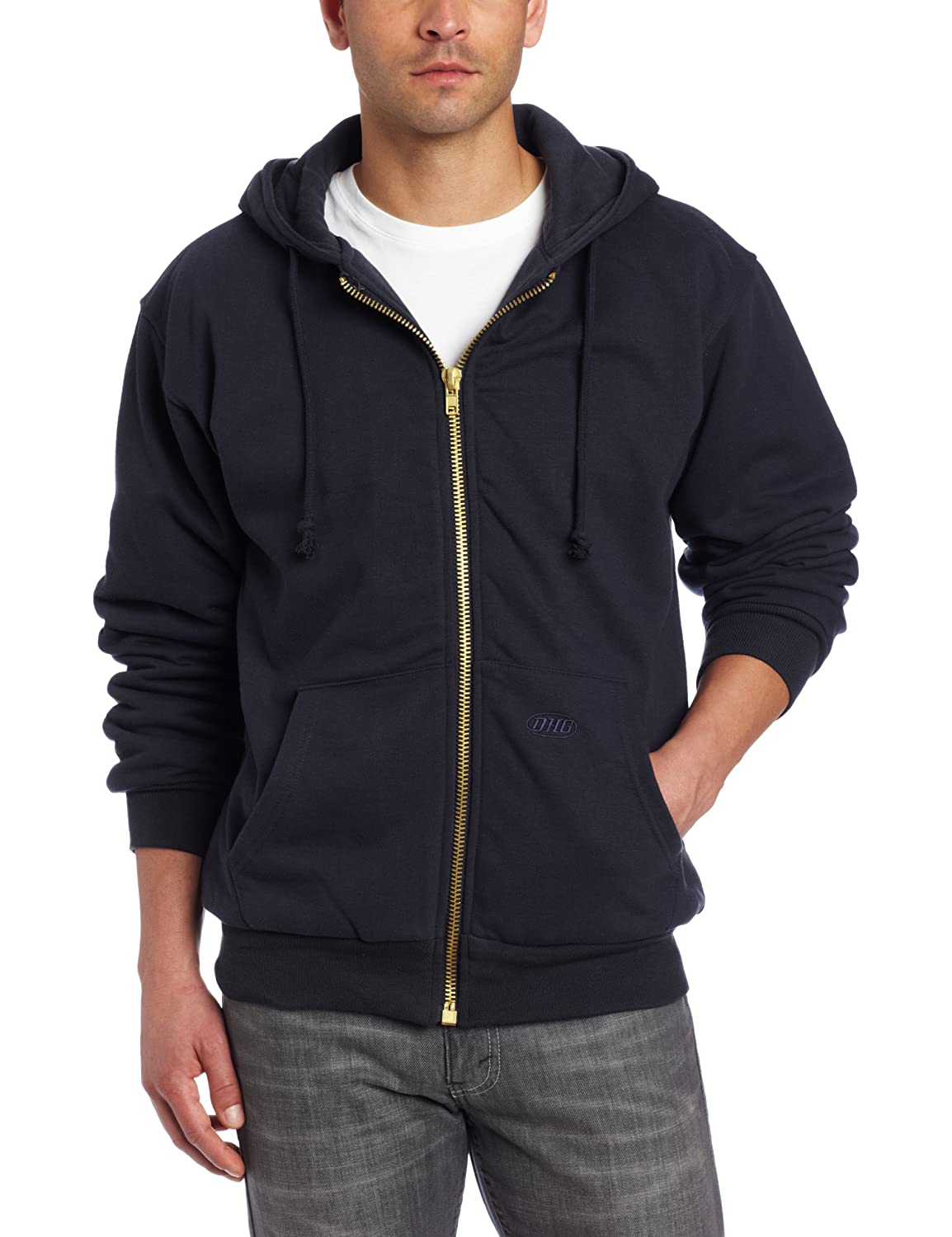 Dutch Harbor Gear Herren Astoria Full Zip Hoodie