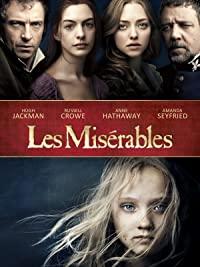 com les miserables hugh jackman russell crowe les miserables 2012 2012