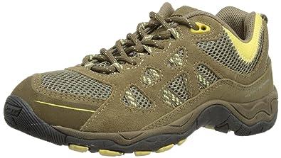 Hi Tec Total Terrain Aero W' HTO001130 - Zapatillas de deporte de ante para mujer, color marrón, talla 36