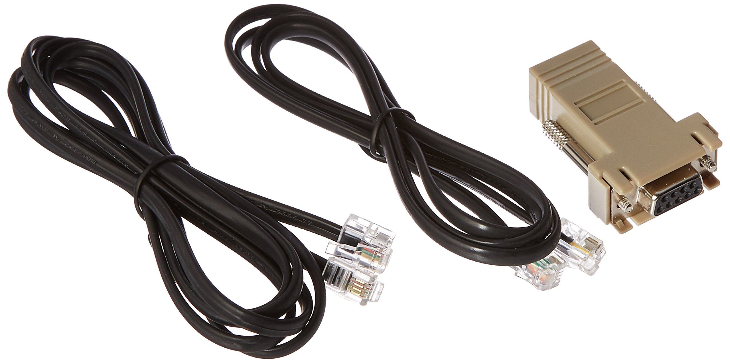 Meade Instruments 07505 No.505 Cable Connector Set for No.497 AutoStar and AudioStar Equipped Models (Black)