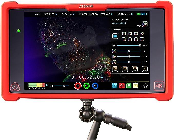 Amazon.com: Atomos Ninja Assassin s Monitor HDMI 4 K ...