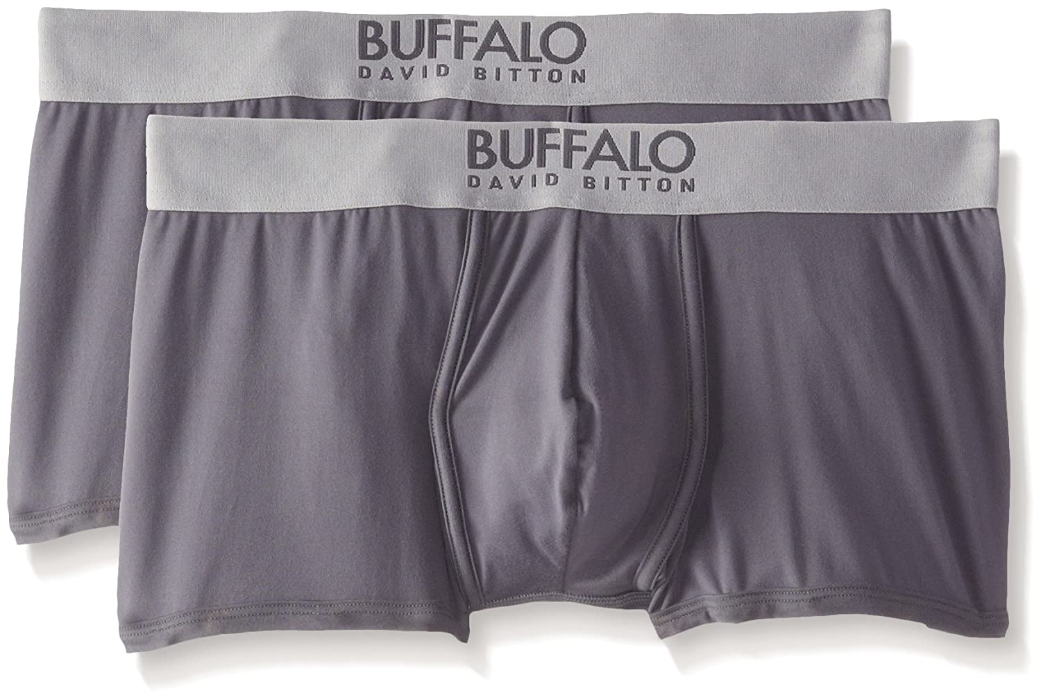 Buffalo David Bitton Men's Microfiber Stretch Trunk