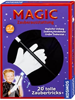 Zauberartikel & -tricks Zauberschule Magic Gold Edition 150 kindergerechte Zaubertrick Kosmos 698232