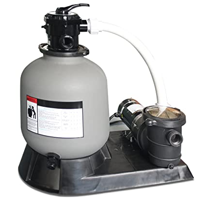 how to use a sand filter for above ground pool
