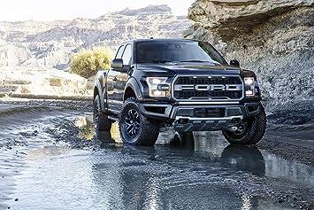 Amazon Com Ford F 150 Raptor 2017 Truck Print On 10 Mil