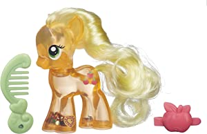 My Little Pony Explore Equestria Water Cuties Applejack Figure