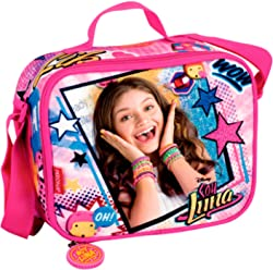 perona SOY LUNA THERMAL LUNCH BAG. SCHOOL COOLER BAG HANDBAG. LUNCH BOX BAG