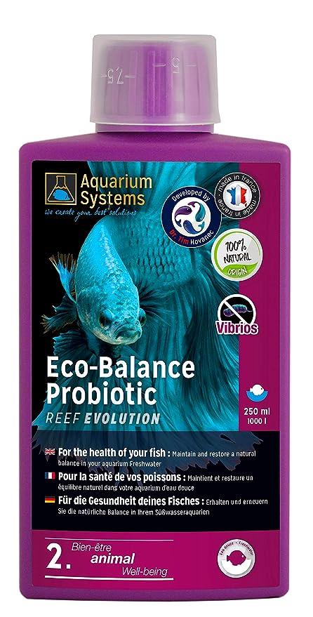 Aquarium Systems Pro Biotique Agua Dulce para acuariofilia 250 ML ...